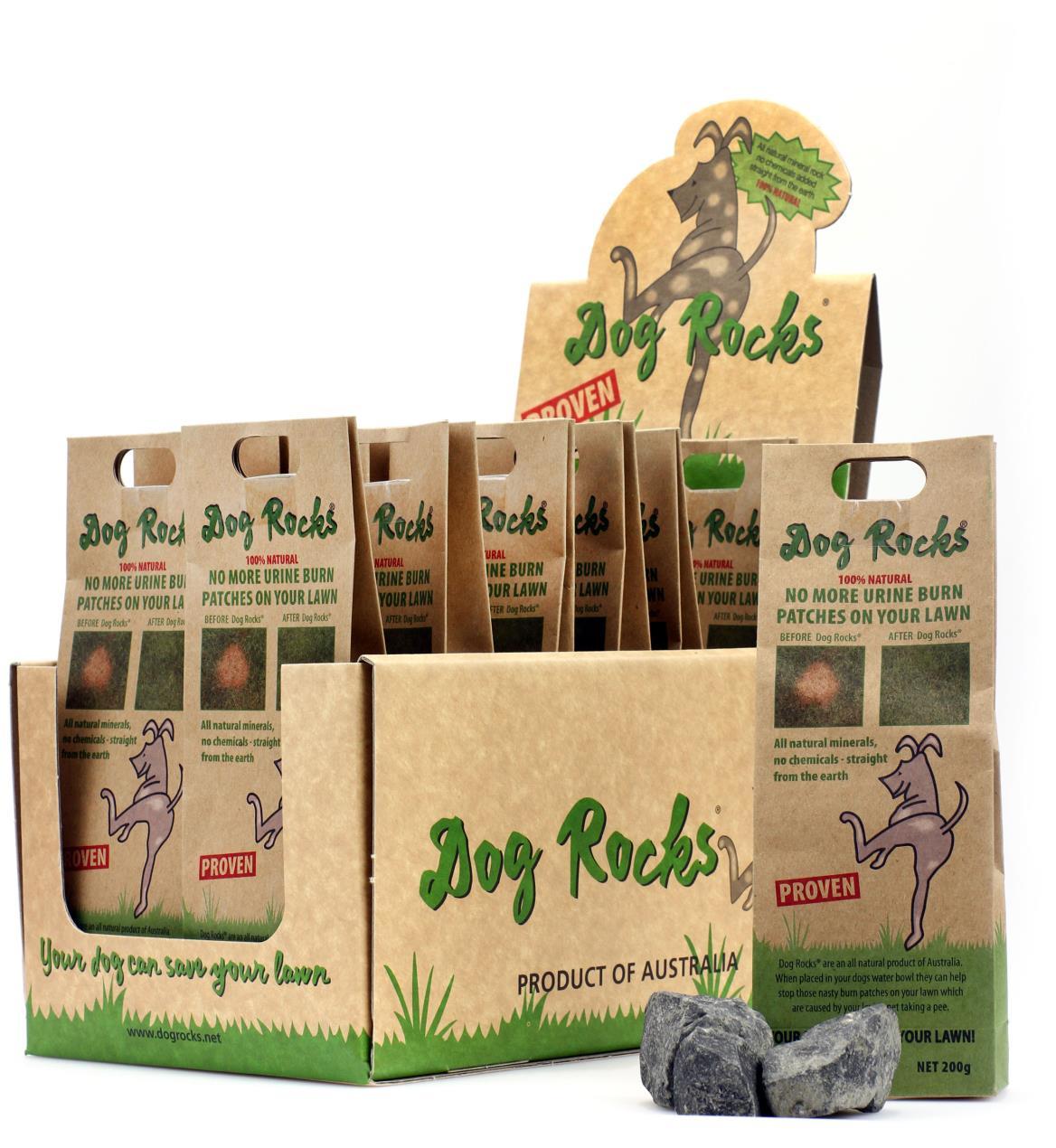 Dog Rocks Point of Sale
