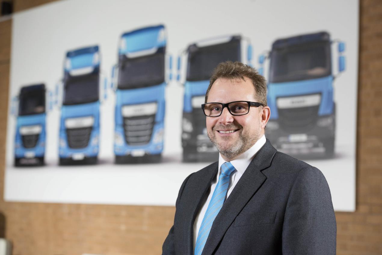 Ian Grant - Fleet Aftersales Director
