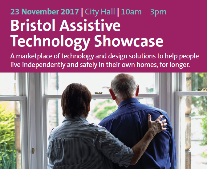 Free event to showcase how technology can help people live more independently