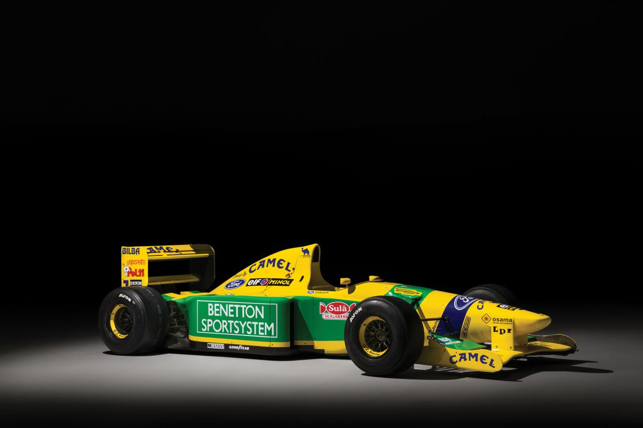 1992-Benetton-B192-Formula-1_0