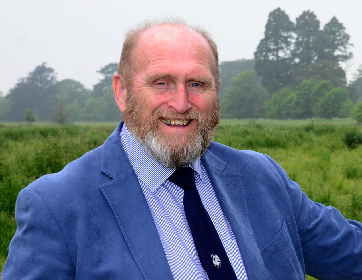 Bill Chapple OBE, BC Cabinet Member for EnvironmentDSC_6129