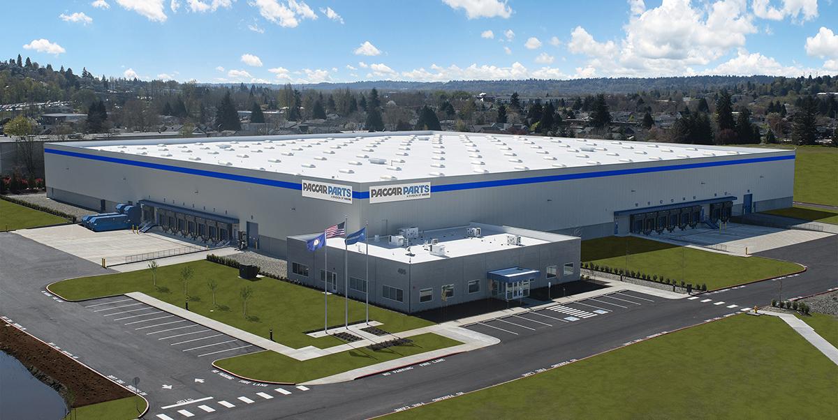 Louisville Parts Distribution Center (Rendering)