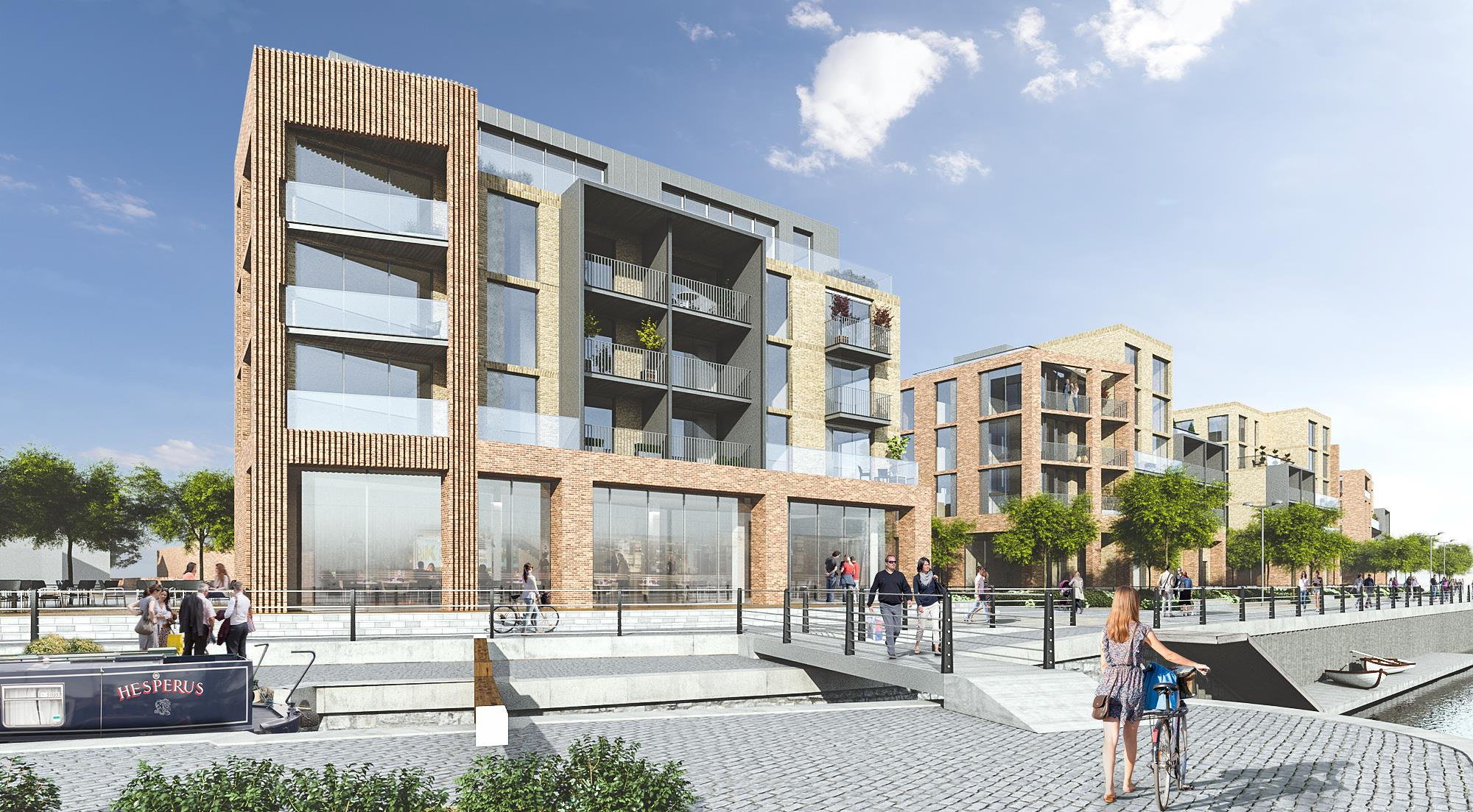 Proposed Meadow Lane - Courtesy of BDP Architects