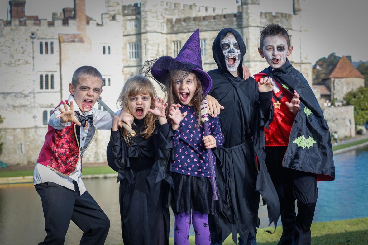 Halloween Leeds Castle (2)