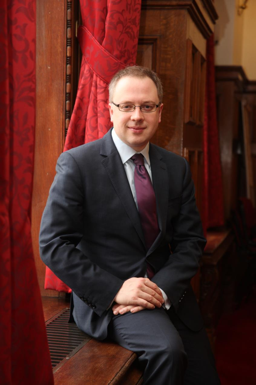 Cllr Richard Watts Leader of Islington Council