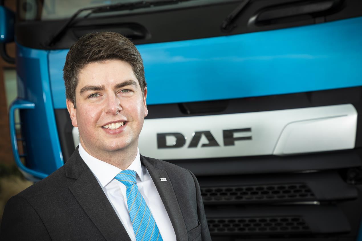 James Stewart - Fleet Sales Director