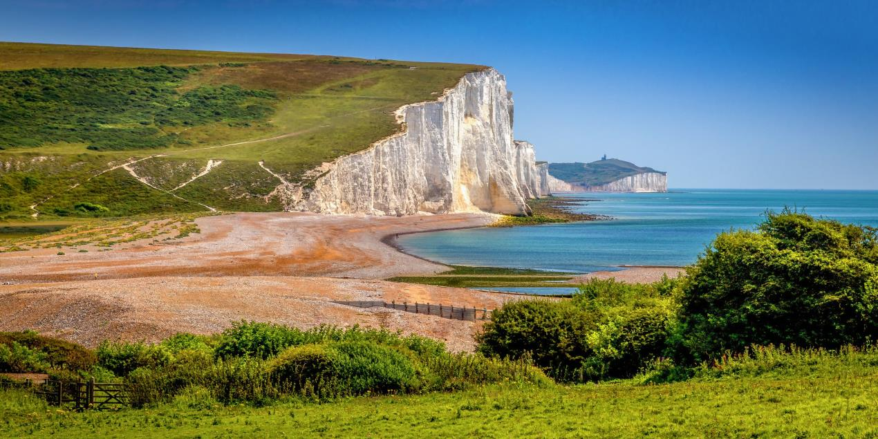 Seven Sisters Country Park Pic Credit Rudiger Nold