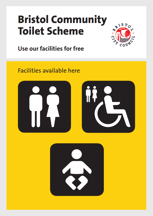 Could your business support our new Community Toilet Scheme?