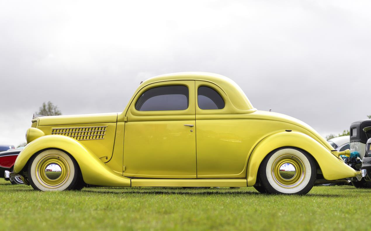 Hot rod – by Keith Suffling idesign4