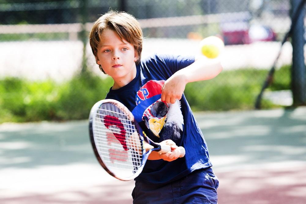 Tennis at Go Islington 2016
