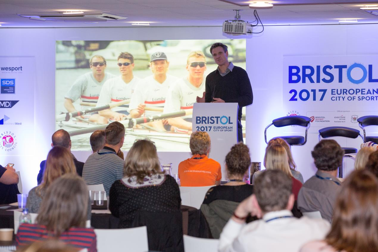 Bristol hosts all star national conference to discuss benefits of sport and physical activity