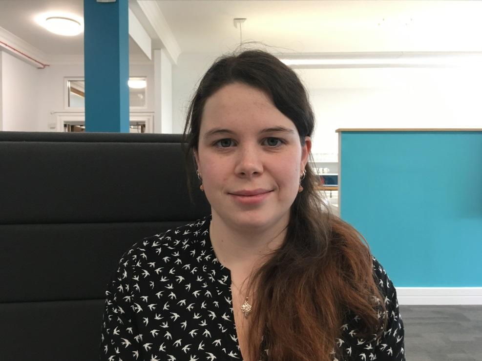 Amy - Proudtocare case study