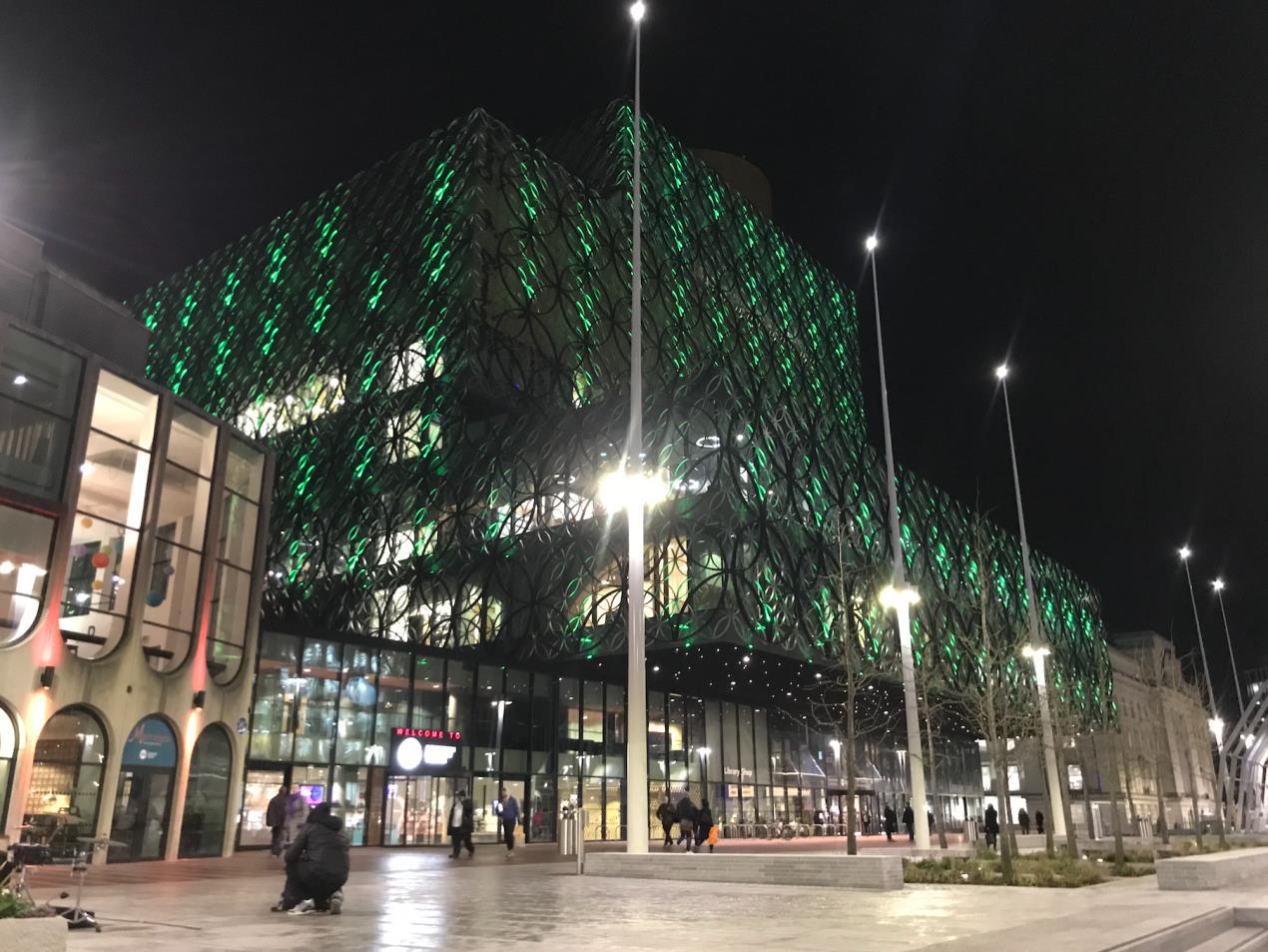 Birmingham Library 2