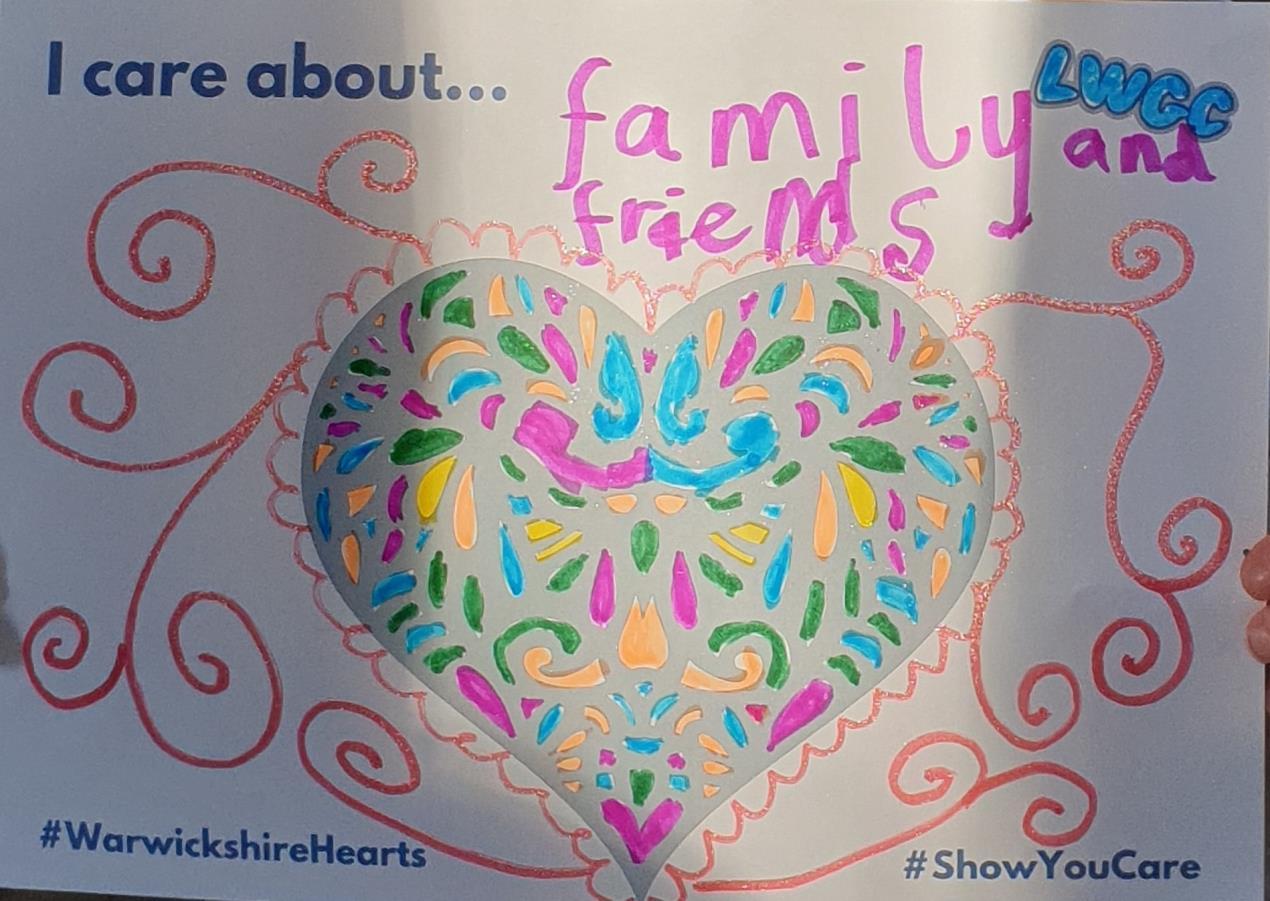 Warwickshire Hearts Amiah Fraser