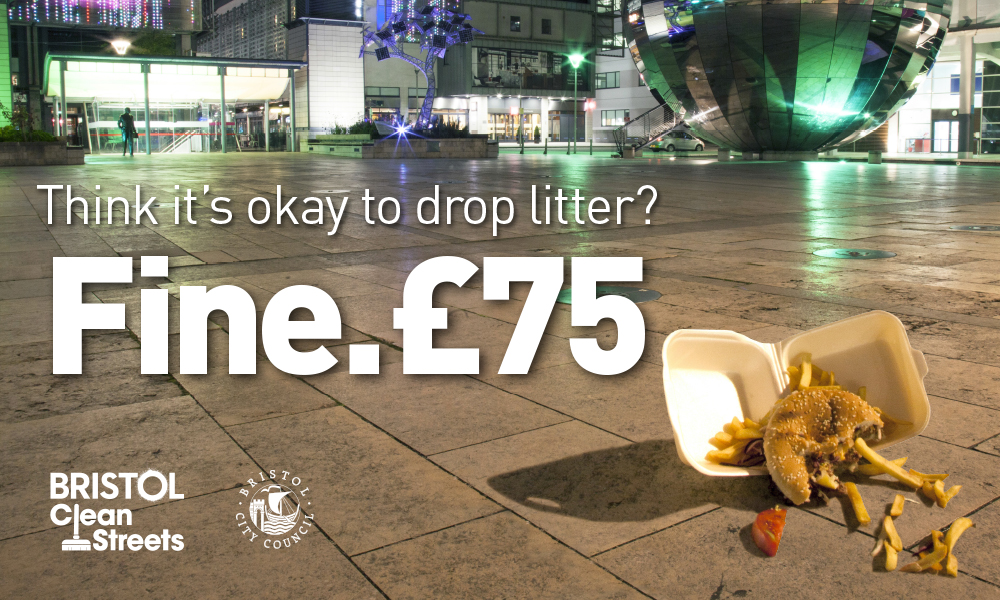 Council to introduce fines for dropping litter