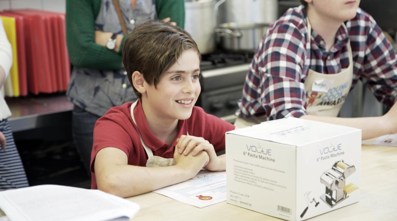 Bristol's young cookery stars crowned