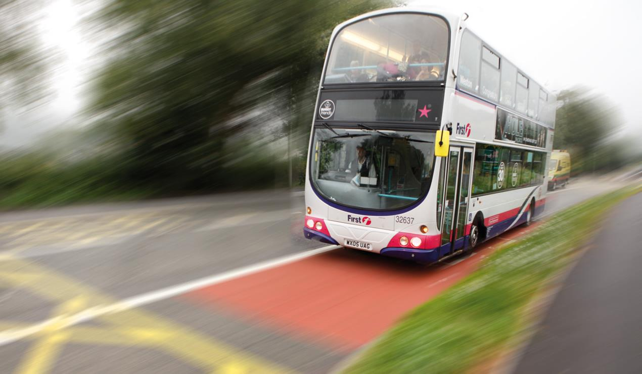 Funding boost of £2.2 million to cut bus emissions across Bristol, Bath and South Gloucestershire