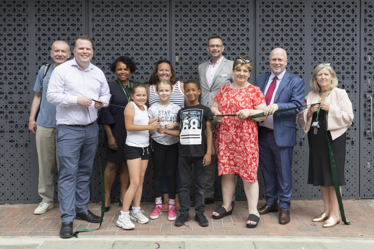 Launch of 23 new genuinely affordable homes, and the new Goodinge Community Centre, in Holloway