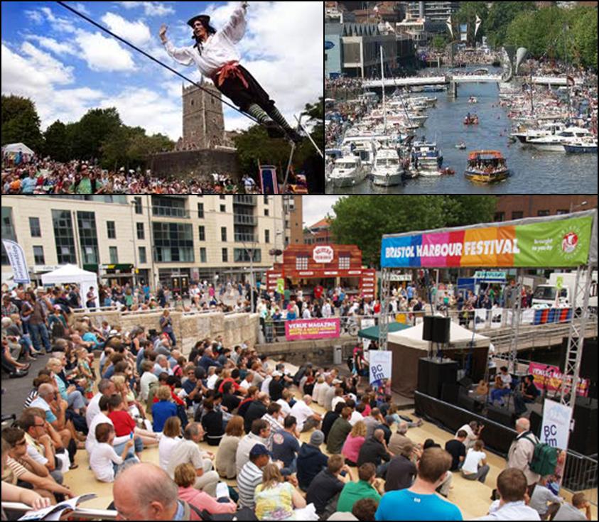 Bristol Harbour Festival returns for 2018