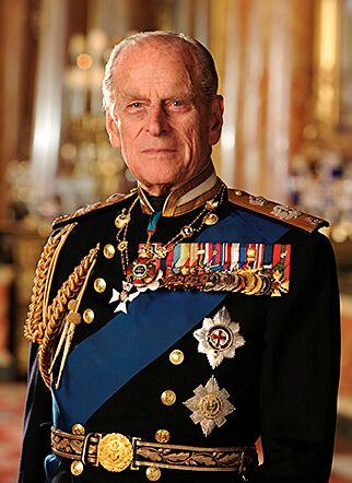 His Royal Highness, Prince Philip, The Duke of Edinburgh