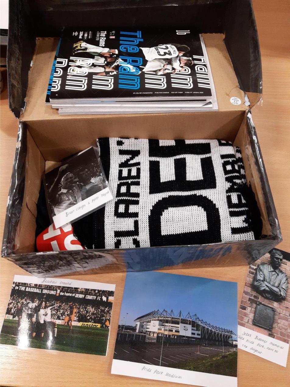 memory box DCFC1