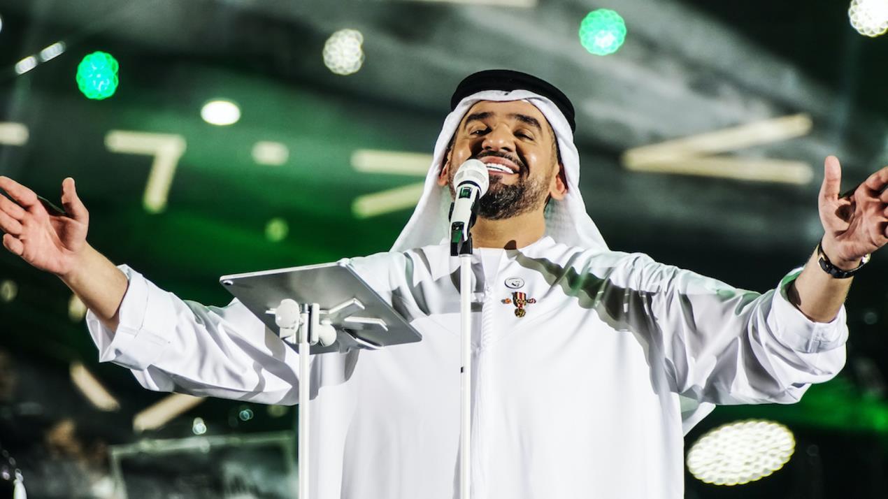 Hussien Al Jassmi- DSF 2021 Opening Weekend