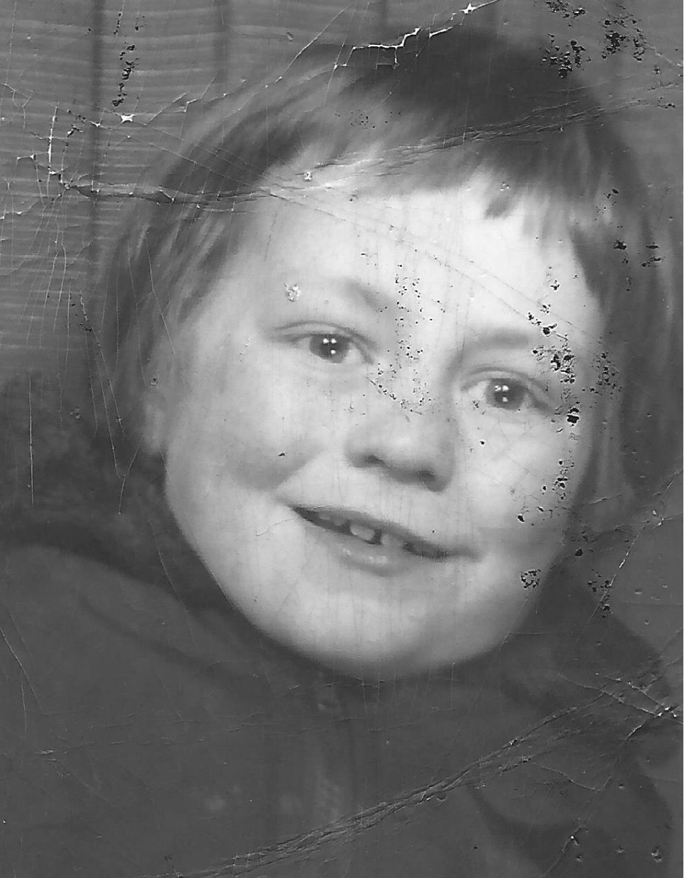 john toddler