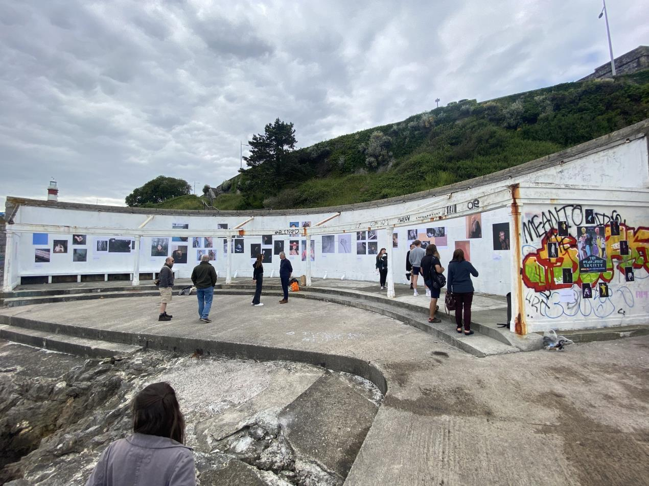 UoP graduate work on Plymouth waterfront - IGNITE 2021