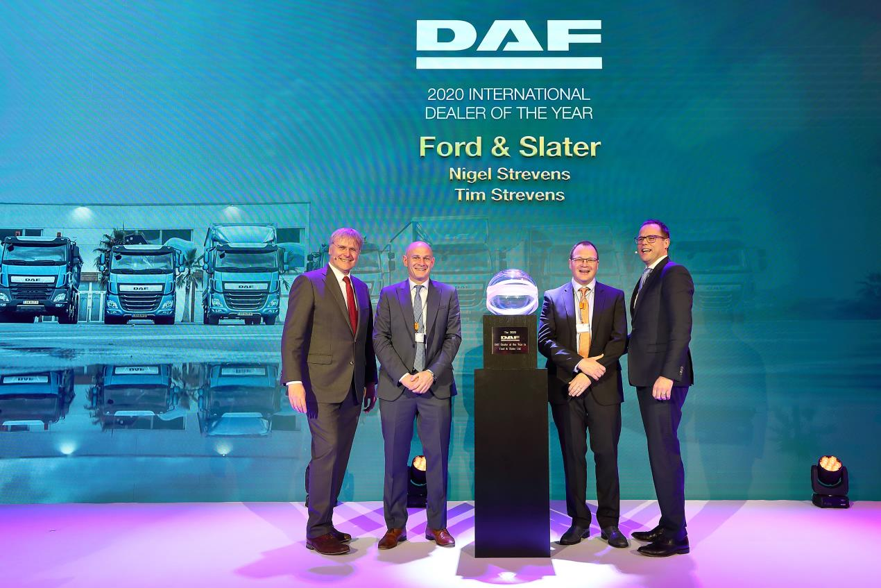 1 - DAF Dealer of the Year