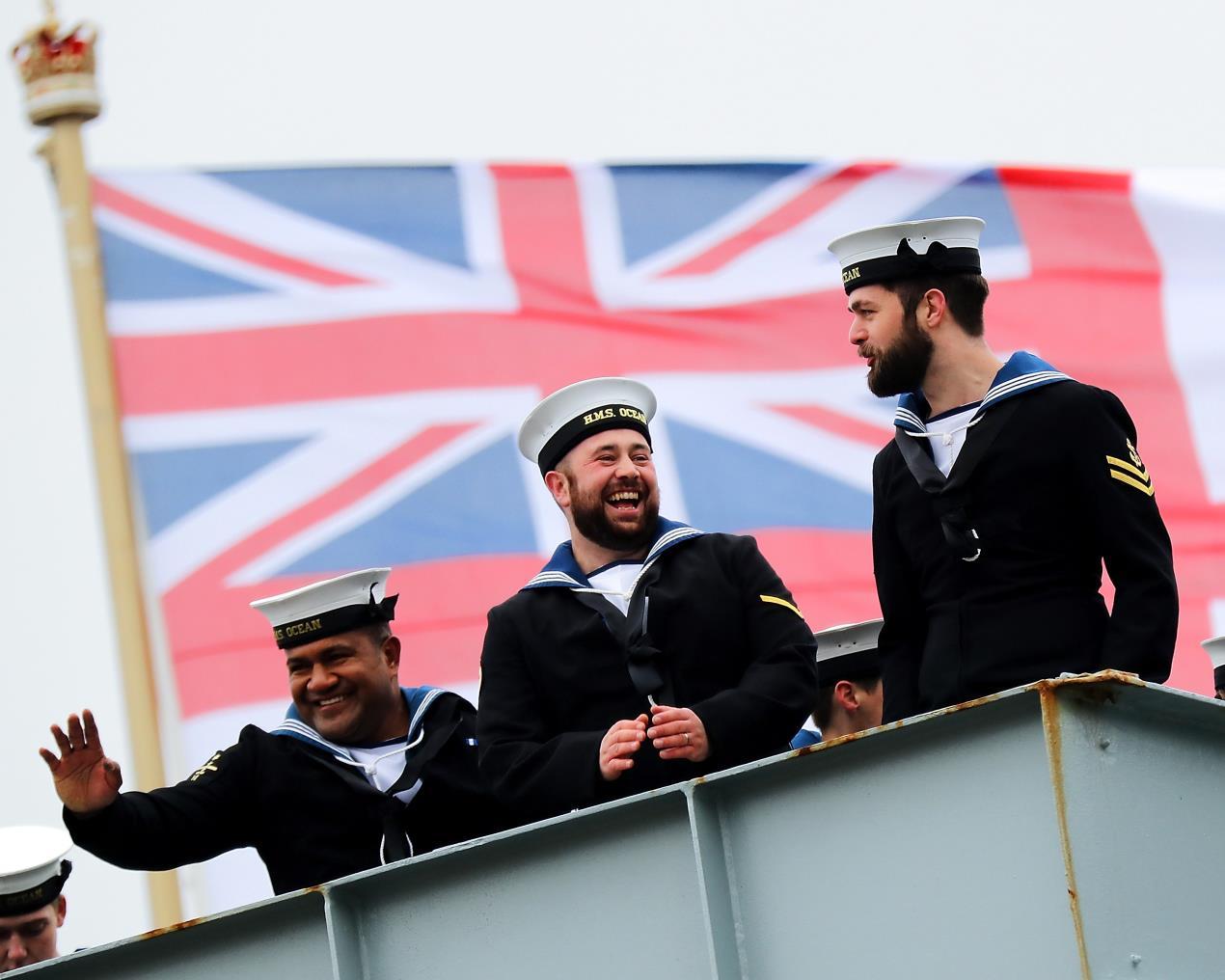 NAFD ship  c UK MOD Crown Copyright 2020