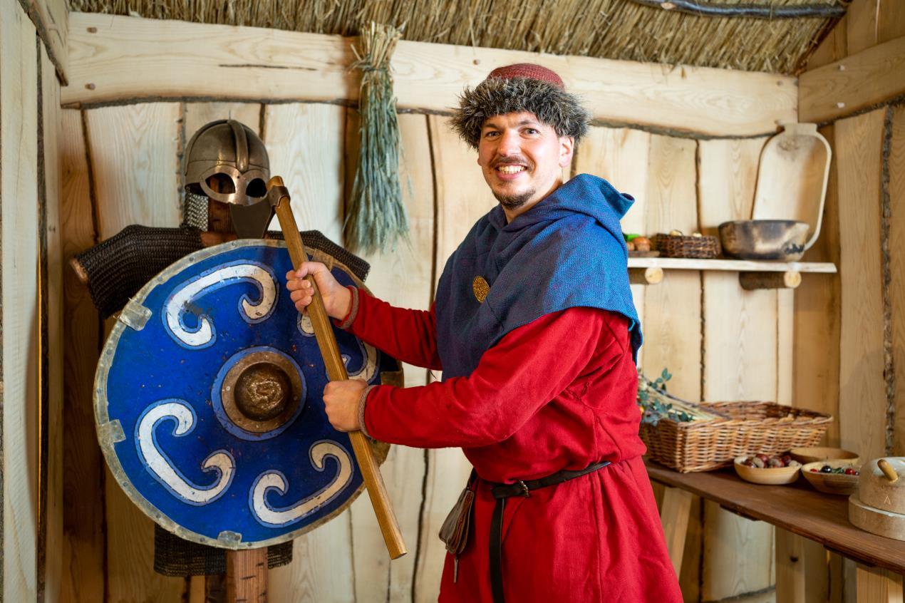 Virtual Vikings at Monk Bar (1)