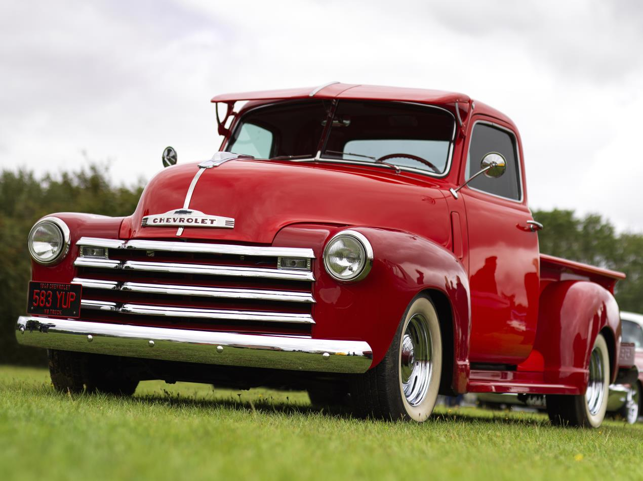 Chevy – by Keith Suffling idesign4