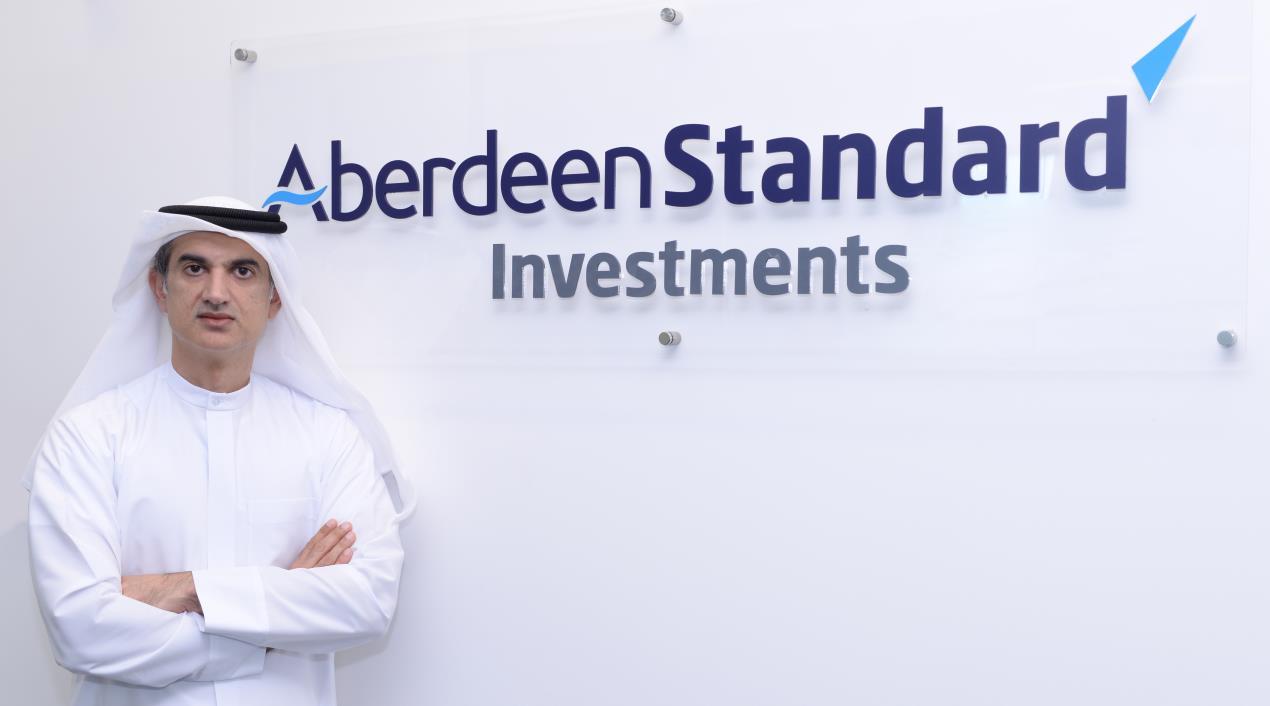 إدريس الرفيع، رئيس شركة أبردين ستاندرد إنڤسمنت في الشرق الأوسط وأفريقيا