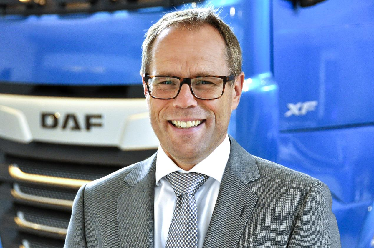 DAF Trucks - Harry Wolters - DAF Trucks President