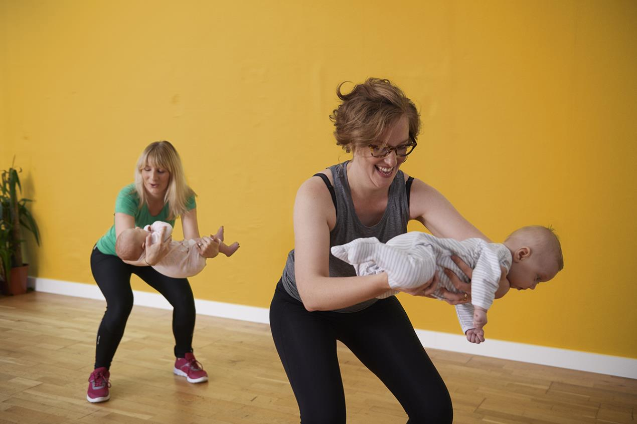Women's fitness and sports groups urged to get involved with Bristol Girls Can