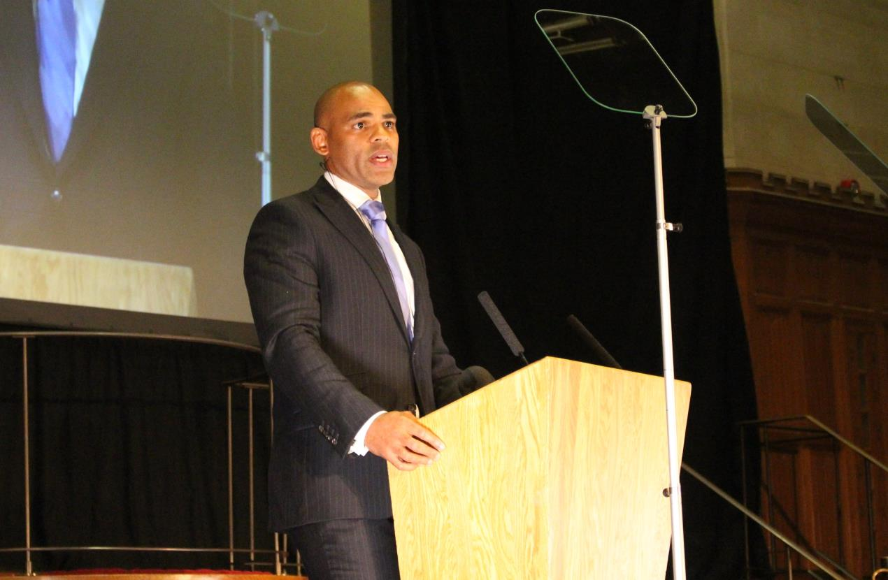 Mayor delivers annual State of the City address
