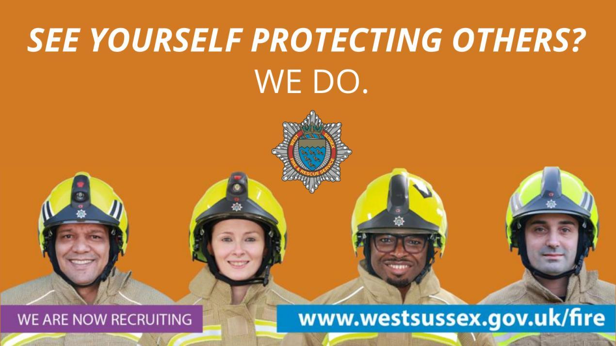 WSFRS recruitment