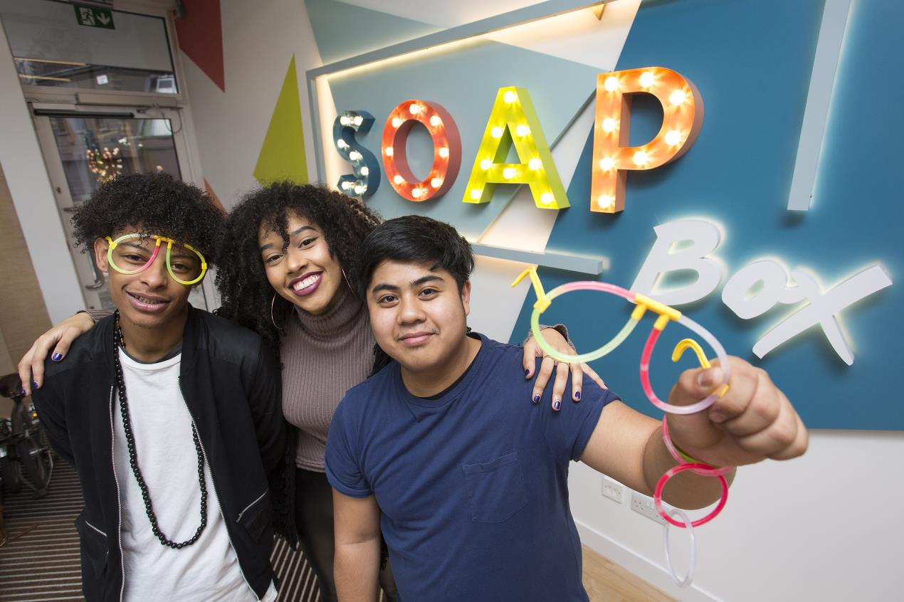 Soapbox youth centre opens this week, promising to be one of the best in London.